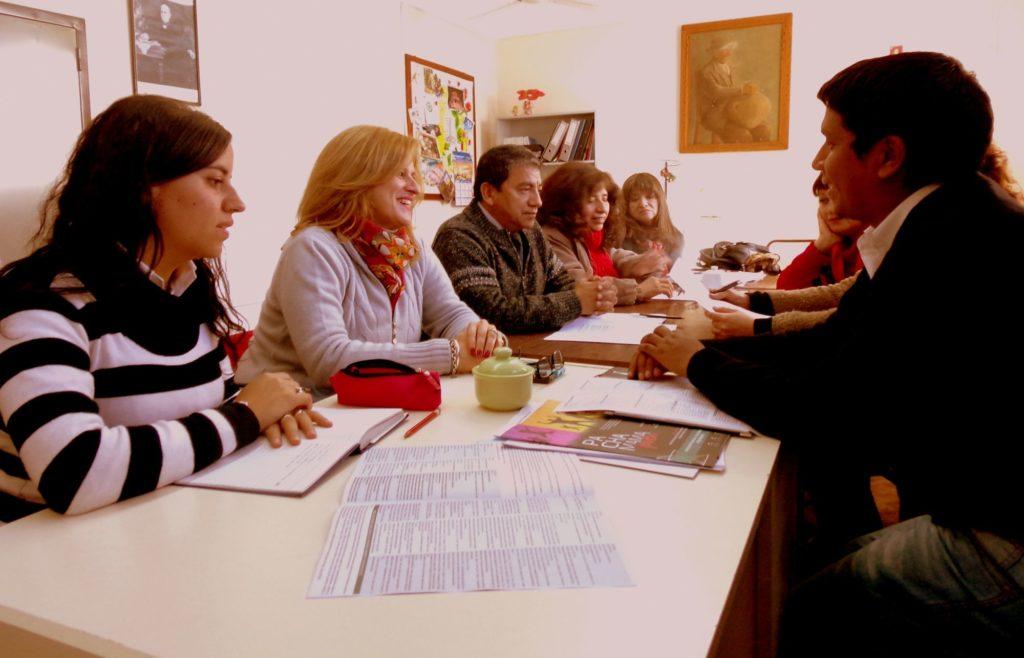 Reunión PachamamaJoven