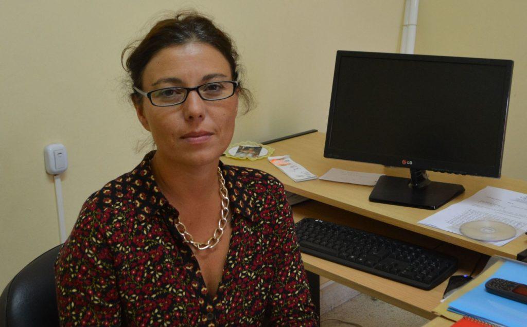 Lic. Natalia García Goyena, directora de Educación Superior