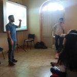 Equipos técnicos de la Dirección de Adicciones junto a representantes de SEDRONAR, realizaron foros comunitarios en la ciudad de Libertador General San Martín y en El Carmen, reuniendo a referentes de diferentes organismos de la zona del Ramal y del Valle, en instalaciones del Aula Modelo. Noviembre 2016