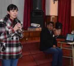 Desde la Secretaría de Planemiento Educativo capacitan a supervisores para el operativo Aprender