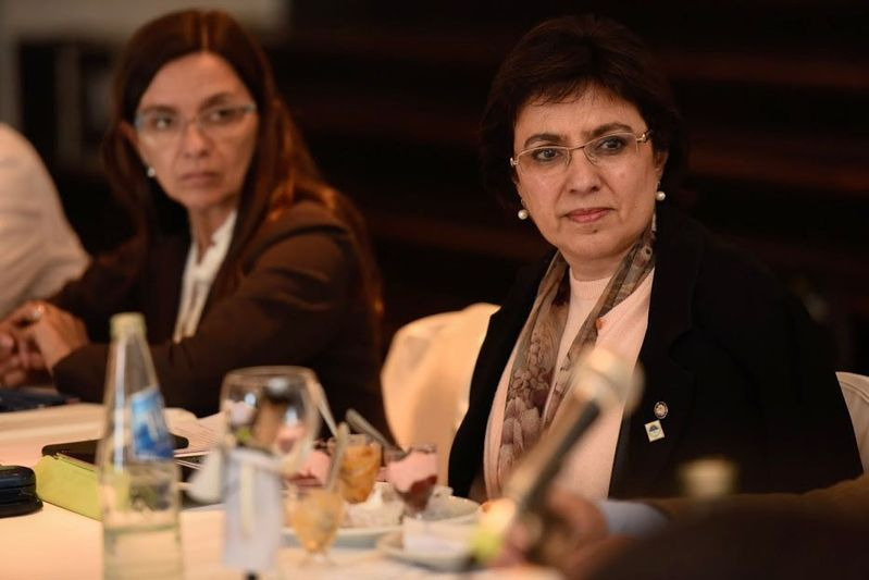 Ministra Calsina participó de la reunión del Consejo Federal en San Luis