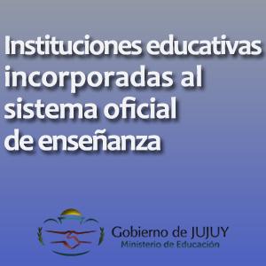 instituciones habilitadas 2019
