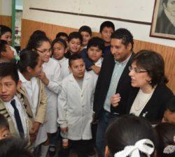 2016. El 90 por ciento de los estudiantes de escuelas primarias y secundarias del interior y capital. participó del Operativo de Evaluación Aprender