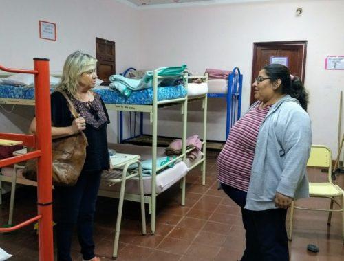 Supervisan escuelas de la Quebrada. Febrero 2018