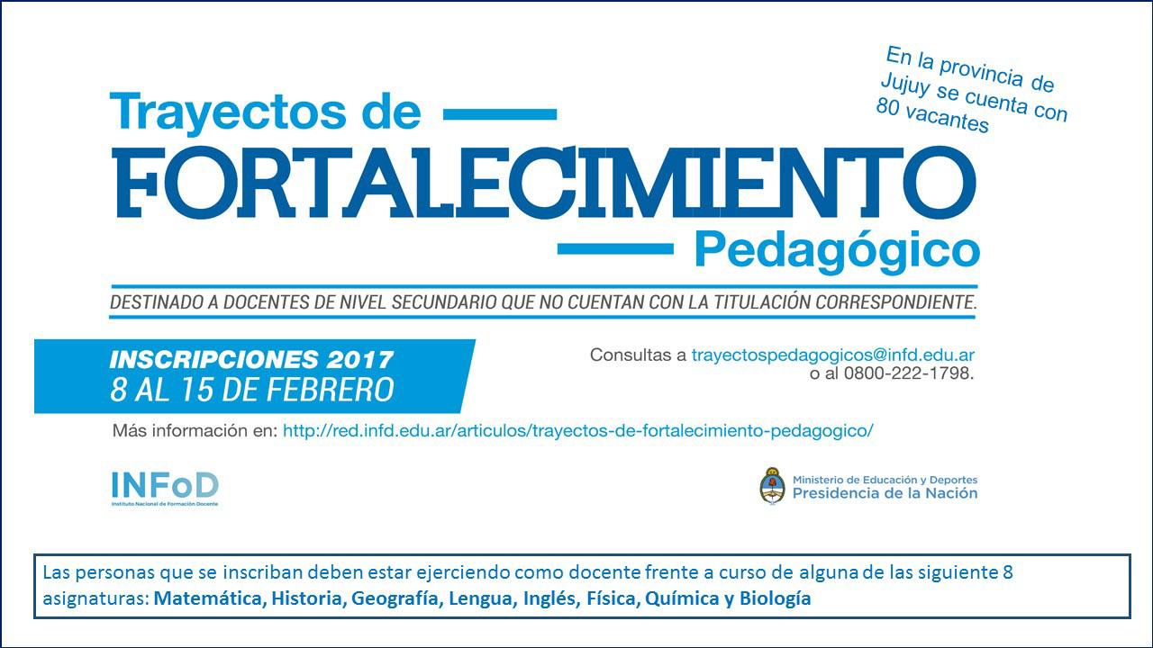 trayectos pedagogicos.jujuy