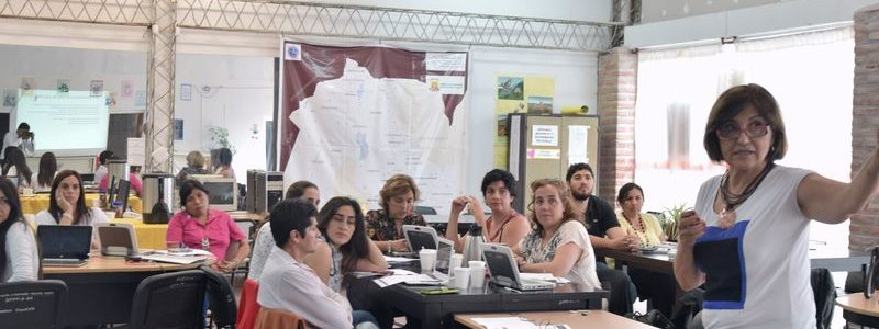 Equipos técnicos de Educación se capacitan en Planeamiento, en el marco de una iniciativa del Instituto Nacional de Planeamiento Educativo en conjunto con la Organización de las Naciones Unidas para la Educación, la Ciencia y la Cultura (UNESCO).