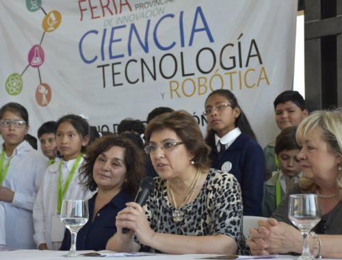 Feria de Ciencias, Tecnología y Robótica. Octubre 2017