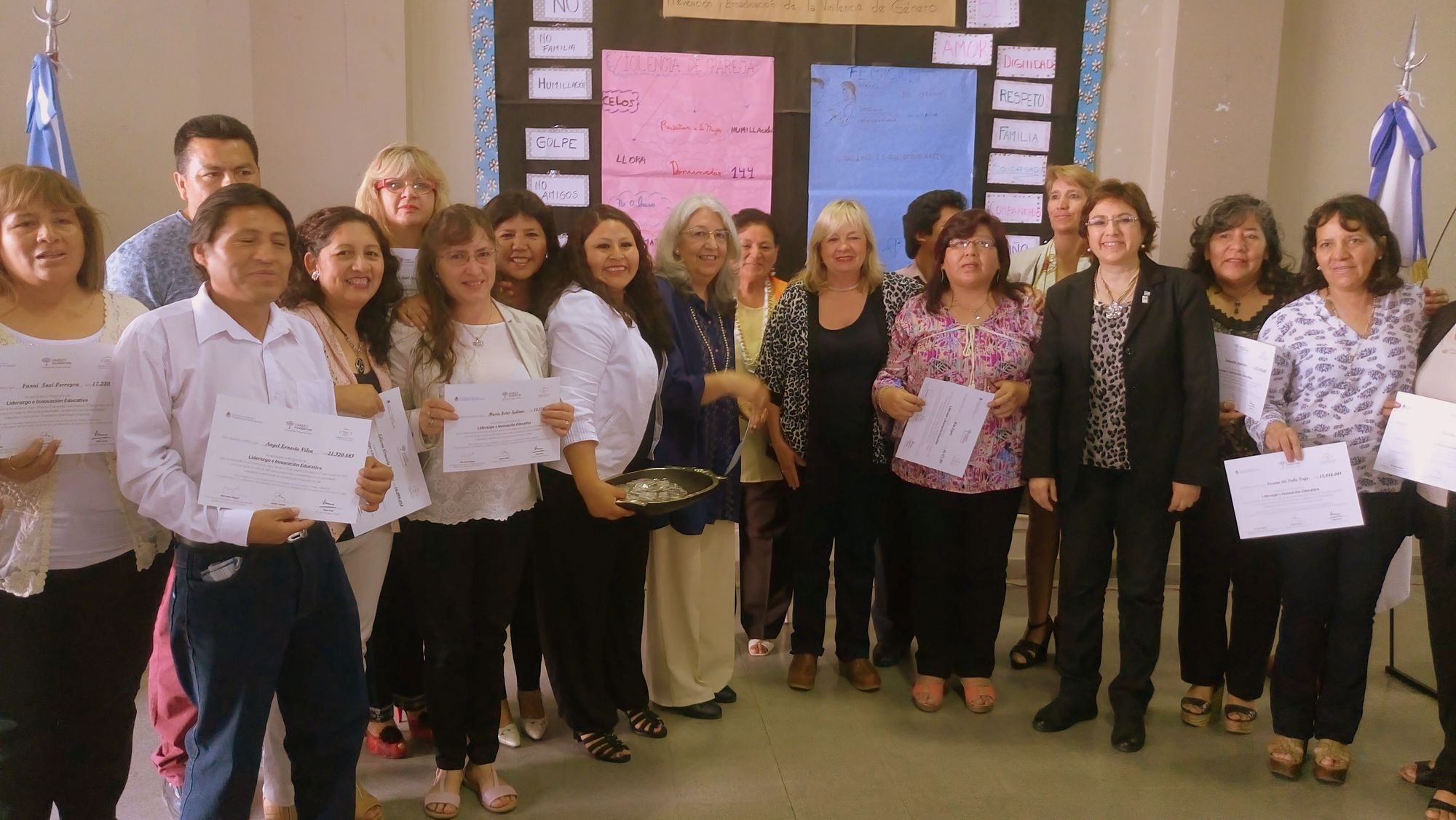 Nueva cohorte de directores se capacitó en liderazgo e innovación educativa. Octubre 2017