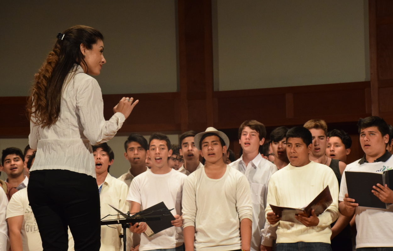 Encuentro Regional de Coros y Orquestas, San Salvador de Jujuy. Octubre 2017