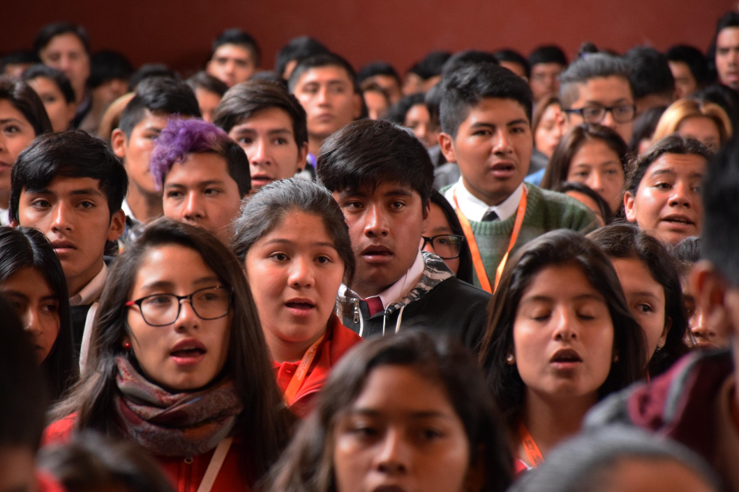 Gran convocatoria en el Parlamento Juvenil del Mercosur. Octubre 2017