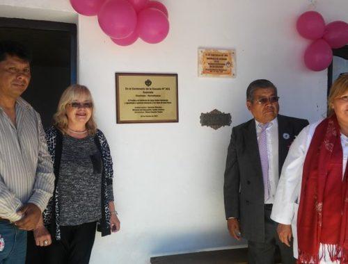 Centenario de la escuela de Ocumazo. Noviembre 2017