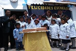 Centenario de la Escuela de Huachichocana. Diciembre 2017