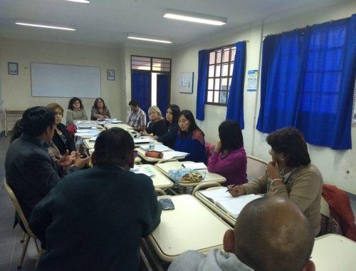 El Instituto de Educación Superior (IES) N° 1 sede Abra Pampa recibió asistencia técnica de la Secretaría de Gestión