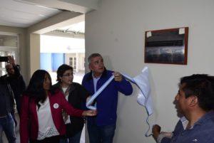 Inauguración del Secundario Nro. 16 de Cieneguillas, departamento de Santa Catalina