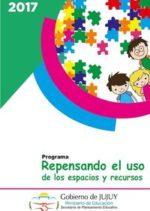 """Propuesta destinada a docentes de nivel inicial con el objetivo de """"Resignificar  el uso   de los espacios  y los recursos""""  en función de prácticas actuales para optimizar las prácticas educativas."""