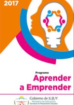 """Propuesta destinada a """"Promover el emprendedorismo a través de la construcción y desarrollo de conocimientos, competencias y capacidades integrando valores y actitudes formando personas capaces de desarrollar iniciativas personales""""."""