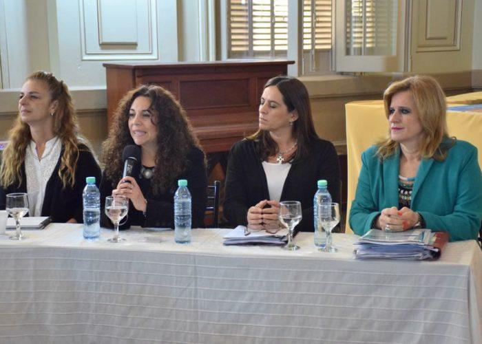 Se lanzó hoy en la Escuela Normal Juan Ignacio de Gorriti el  Plan Nacional de prevención del Embarazo no Intencional en la Adolescencia, que implica acciones de educación sexual integral en las escuelas. Abril 2018