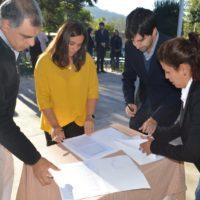 Con la firma de un convenio con el Círculo Odontológico de Jujuy para brindar atención a niños de escuelas primarias, el Ministerio de Educación lanzó el programa de Odontología Escolar 2018. Abril 2018