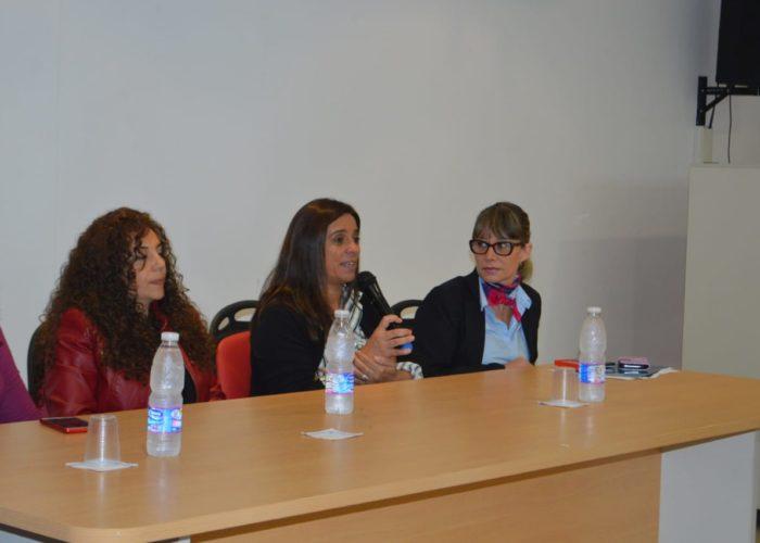 Educación presentó acciones de ESI  para prevenir embarazo adolescente. Mayo 2018
