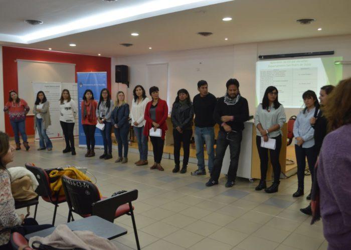 Educación presentó acciones de ESI  para prevenir embarazo adolescente