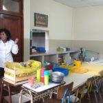 """La secretaria de Gestión Educativa del Ministerio de Educación, Aurora Brajcich, recorrió instalaciones de la Escuela N° 321 """"Provincia de Buenos Aires""""."""