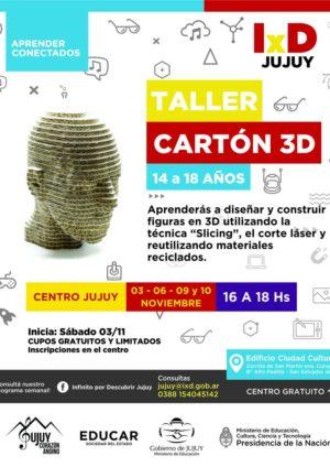 tallerCarton3d
