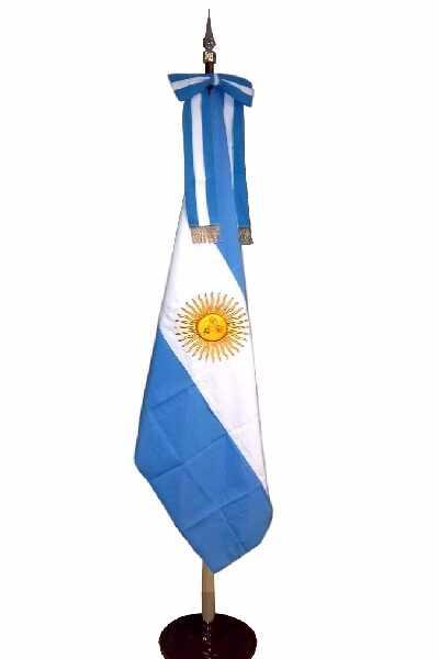 bandera de ceremonias