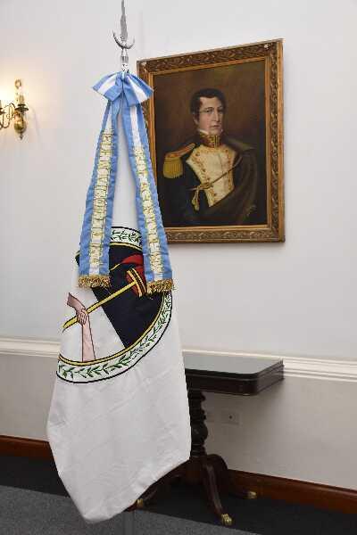 bandera libertad civil para ceremonial