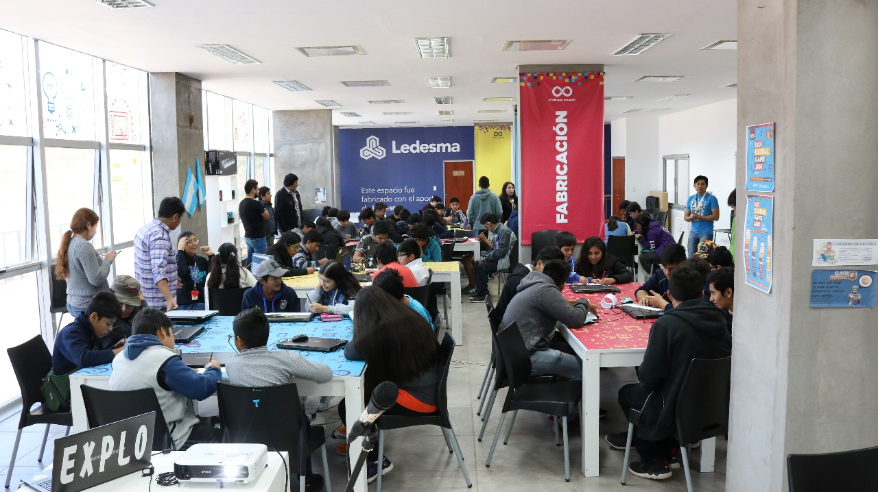 Infinito Game Jam Jujuy. Julio 2018