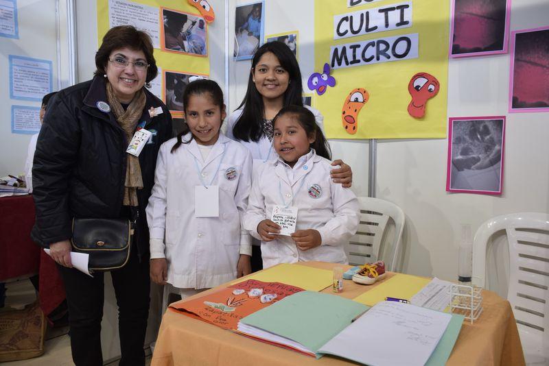 Más de setenta proyectos sobre Ciencias Naturales, Matemáticas, Ambiente, Historia, Robótica y Energías Renovables se presentaron en la instancia de Región III de la Feria de Ciencias y Tecnología, organizada por el Ministerio de Educación. Agosto 2018