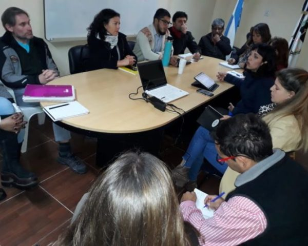 """Plan de contingencia """"Jujuy asiste y reactiva"""": fortalecerán acciones para alumnos en situación de vulnerabilidad social. Septiembre 2018"""