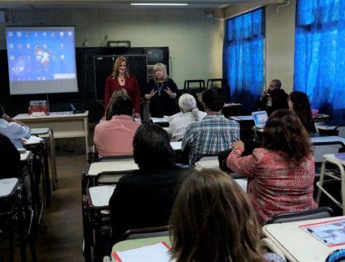 La Dirección de Educación Secundaria del Ministerio de Educación organizó un encuentro con los directores de colegios de Educación Artística, a fin de analizar el marco normativo federal de las instituciones con modalidades artísticas y especialidades. Noviembre 2018