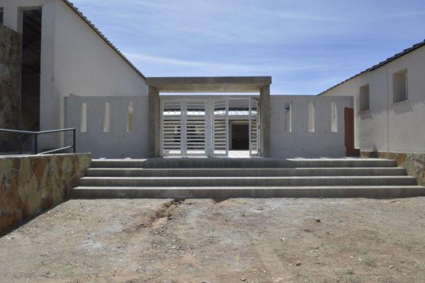 """Mediante el Programa PROMER II, el Gobierno de la Provincia, a través del Ministerio de Educación, finaliza la construcción del edificio de la Escuela 454 """"Sargento R. Acosta"""" en Jama, Departamento Susques."""