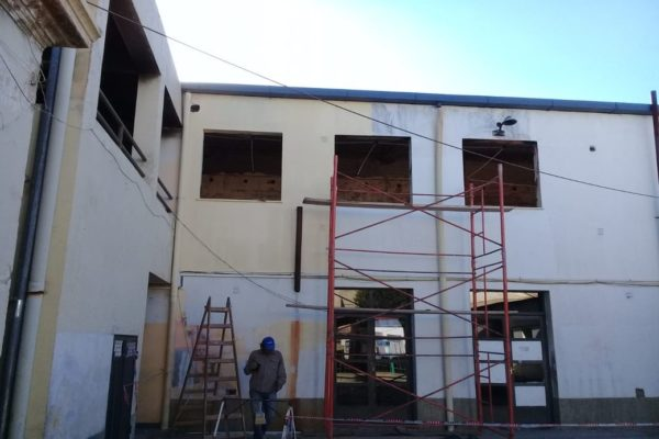 """Escuela Normal """"Sargento Juan Bautista Cabral"""" de Abra Pampa"""