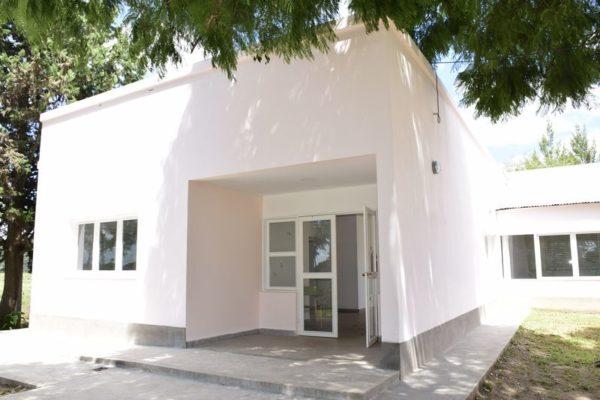 Ampliación Jardín Escuela La Victoria. Monterrrico