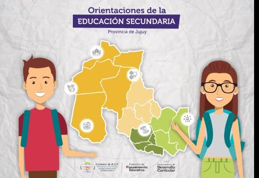 Diseño Curricular Ministerio De Educacion