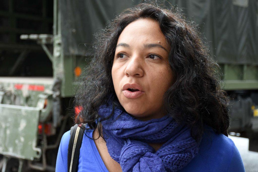 Ana Rodriguez. Secretaria de Niñez, Adolescencia y familia